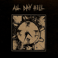 ALL DAY HELL - s/t CD