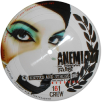 ANEMIA '77 / NOIZY BOYS - split EP PICTURE DISC