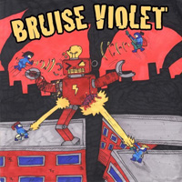 BRUISE VIOLET - s/t EP