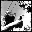 DANISH ALIENS ACT - s/t EP