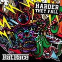 Rat Race - Harder they fall LP